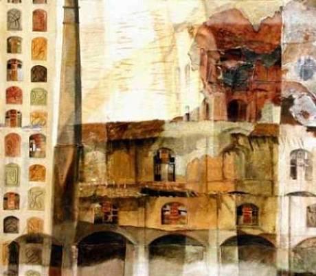 Continuità - Opera di Elena Vichi
