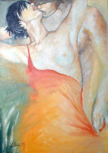 Opera dell'artista Mihaela Lidia Anitei