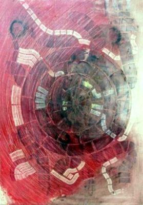 Opera dell'artista Simone Viani