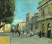 Opera dell'artista Giuseppe Curatola