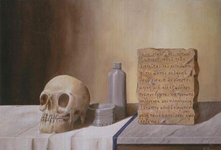 Opera dell'artista Giovanni Greco