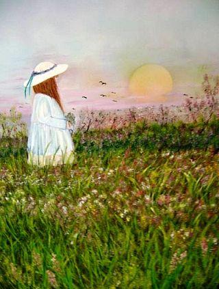 L'alba di Andreana Parricelli