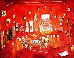 La trentesima ora - Opera dell'artista Giuliano Cento