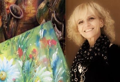 Laura Pennesi artista pittore