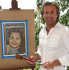 Ruggiero Bignardi artista pittore
