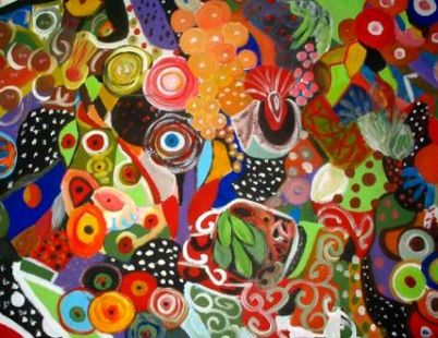 Opera dell'artista Giuseppe Cascella