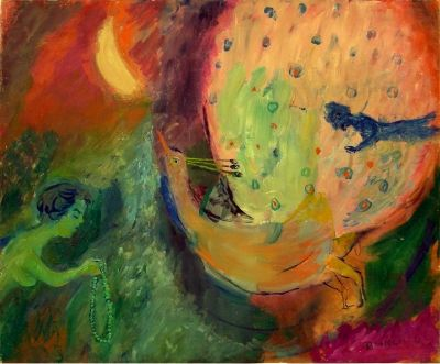 Opera dell'artista Gianluigi Bianchi