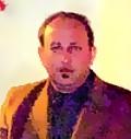 L'artista pittore Lorenzo Gassi