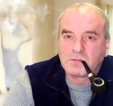 L'artista georgiano Nodar Khokhobashvili