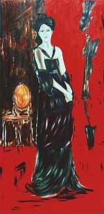 A te che osservi - Opera dell'artista Mariarosaria Botta