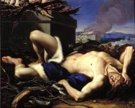 La morte d'Abele - Antonio Balestra
