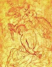 Il sacrificio d'Isacco - Antonio Balestra