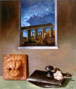 Percorso entropico - opera dell'artista Giovanni Greco