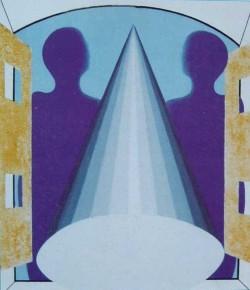 Composizione con figure - 60x70 - Andrea Bertelli
