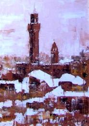 Firenze - Opera di Vittoria Nidasio