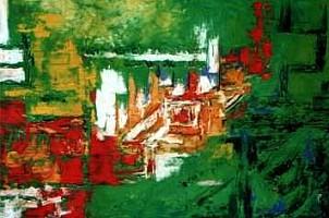 Il Cemento - Opera dell'artista Tonino Piantieri