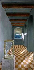 Internoanacronistico - opera dell'artista Giovanni Greco