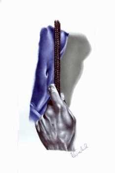 Ulisse - Opera dell'artista  Valentina Minutoli