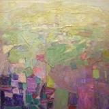 Paesaggio cromatico - Opera dell'artista Domenico Asmone