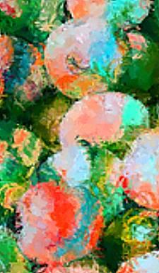 Peccati colorati - Opera di Liviano Leon