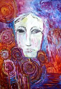 L'animasognante - Opera dell'artista Rosa Spinillo