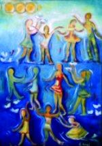 Serenità - Opera di Lilly Brogi