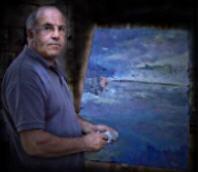 L'artista Silvio Zago