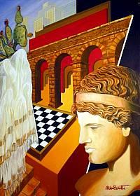 Venere - Opera dell'artista Aldo Zanetti