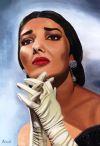 Maria Callas in Violetta