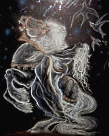 Amazzone - Opera dell'artista Federica Veggiato