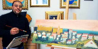 Pasquale Bravaccino pittore