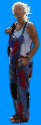 l'artista Symona Colina